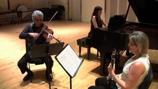 trio for clarinet viola and piano 4th movement jean francaix