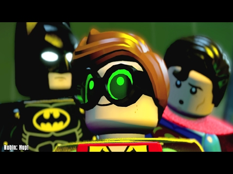 The LEGO Batman Movie Story Pack - Part 2 - The Fortress of Solitude