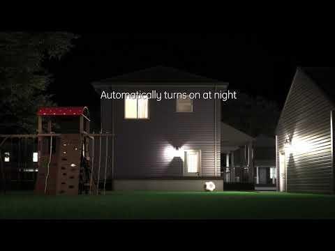 GE Lighting LED+ Dusk To Dawn Light Bulbs
