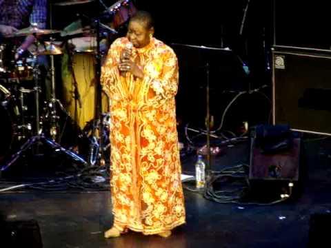Calypso Rose - Calypso Blues (live in London)
