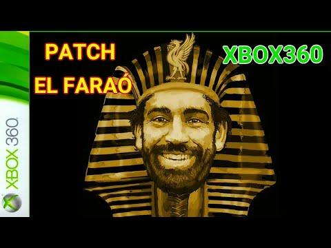 PATCH El FARAÓ PES18 ⚽ ATUALIZAÇÃO 22-FEVEREIRO-2019 - XBOX360.