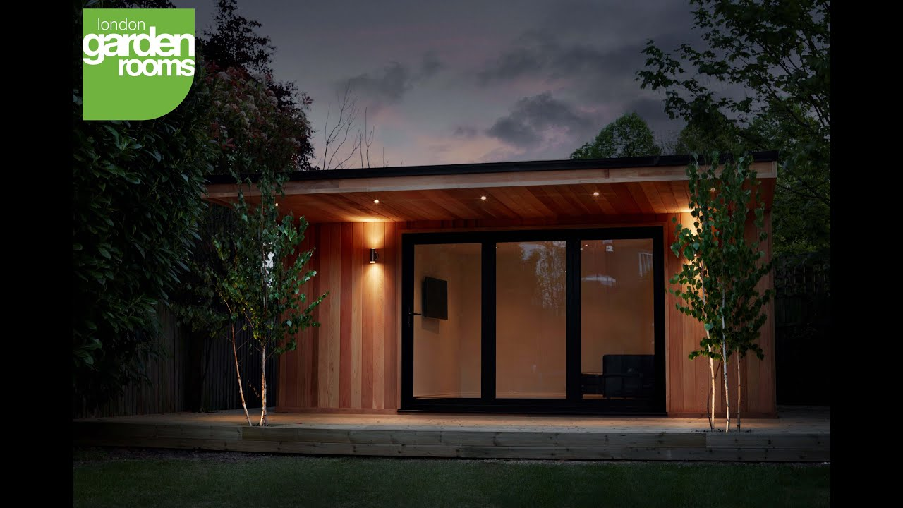 London garden rooms bespoke offices gyms studios and for London garden rooms