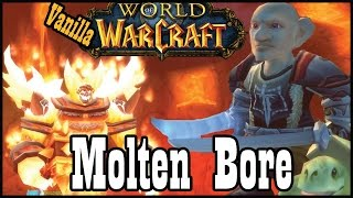 Vanilla / Classic Molten Core Playthrough [World of Warcraft Let's Play]