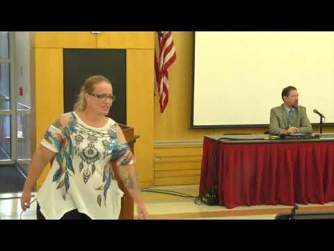 Newport School Committee Meeting