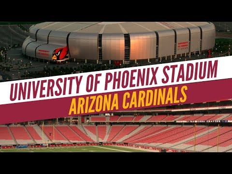 University Of Phoenix Stadium - Arizona Cardinals (NFL)