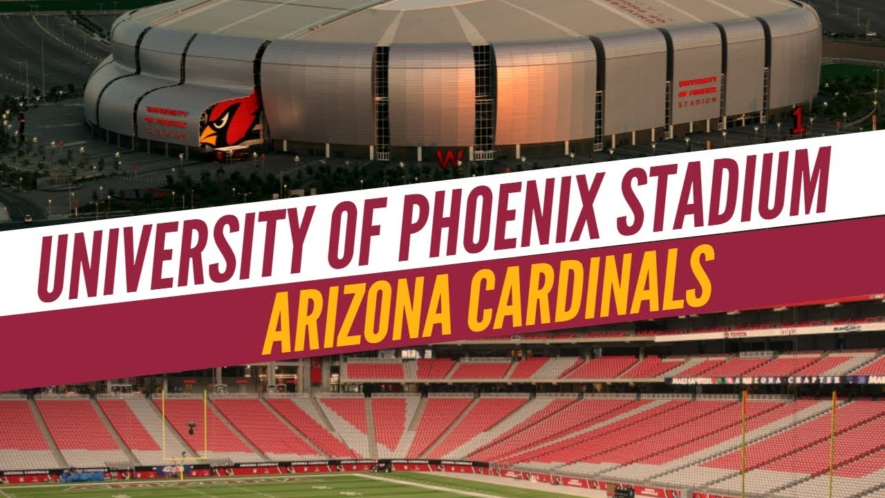 University Of Phoenix Stadium - Arizona Cardinals (NFL)