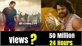 Will Saaho Trailer Able To Beat Baahubali 2 Record In 24 Hours? Kya lagta hai aapko