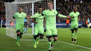 Psg 2-2 manchester city | goals: de bruyne, ibrahimovic, rabiot, fernandinho