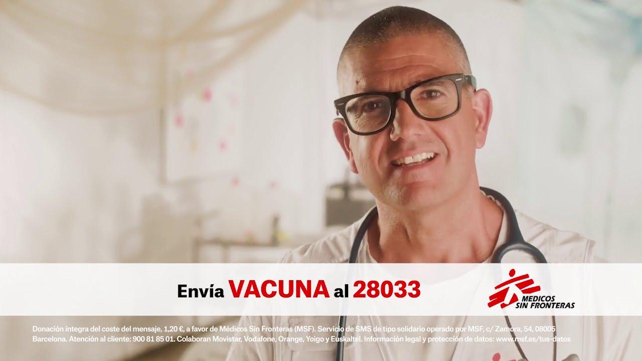 Anuncio Médicos Sin Fronteras España 2020 Javier Casero Youtube