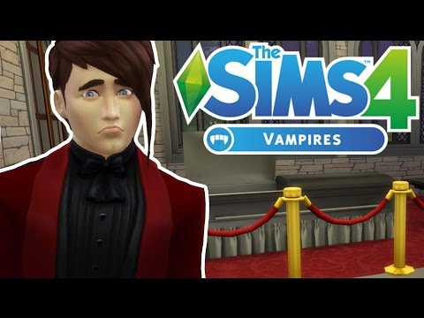 IVY'S FUNERAL | The Sims 4 Vampires | Episode 21