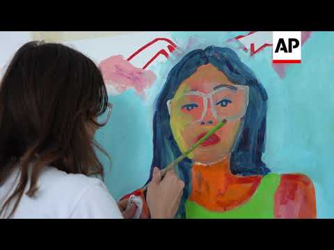 Tunisian artists find new ways to create during lockdown