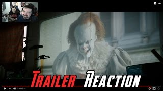 IT Angry Trailer Reaction!