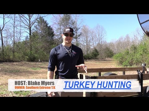 """Turkey Hunting: Tip #1 """"Hunting Turkeys Without A Decoy"""""""