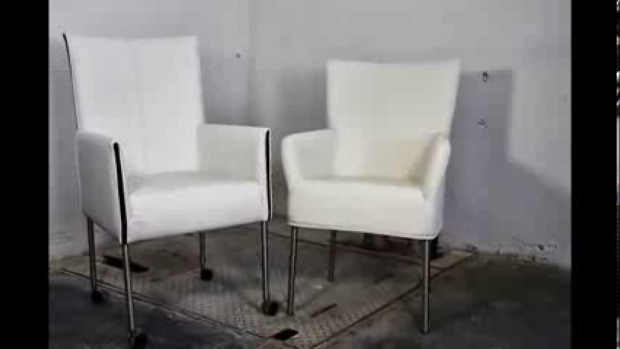 Witte eetkamerstoelen design youtube for 6 witte eetkamerstoelen