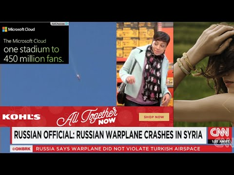 Turkey shoots down Russian jet near Syria-Turkey Border