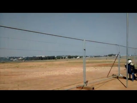 Airborne Early Warning and Control System (AEWACS) at Aero India