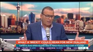 Dr Oliver Hartwich on Brexit