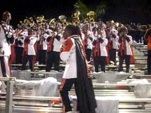 Miami Carol City Marching Band: S.O.S