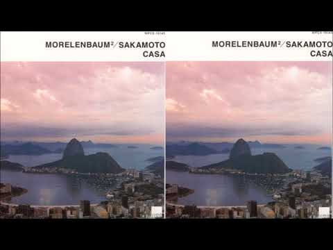 As Praias Desertas ♫ Ryuichi Sakamoto, Morelenbaum² Ft. Paula Morelenbaum