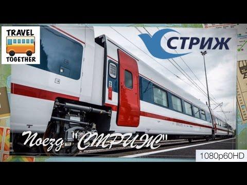 "Проект ""ПОЕЗДА"" Поезд ""СТРИЖ"" | Project ""TRAIN"" Train ""STRIZH"""