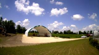 Daetwyler Farms Ltd  65' x 108 Atlas Building Series for Equipment Storage