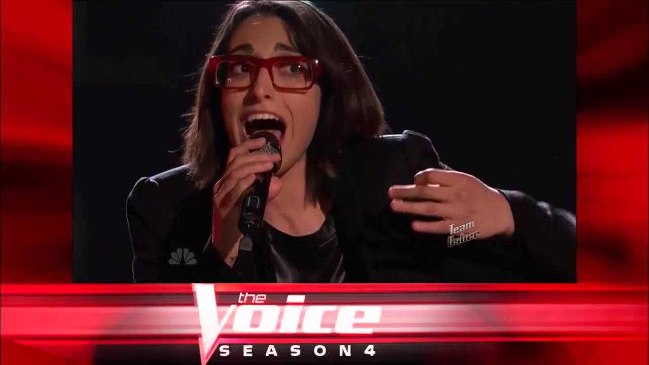 Michelle Chamuel Call Your Girlfriend The Voice S04 Live Top 12 Performance Youtube