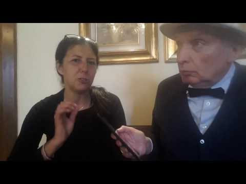 Elio Crociani intervista su RMTV & Periscope Barbara Bianchi Bombardelli Villa Giulia Gargnano (Bs)