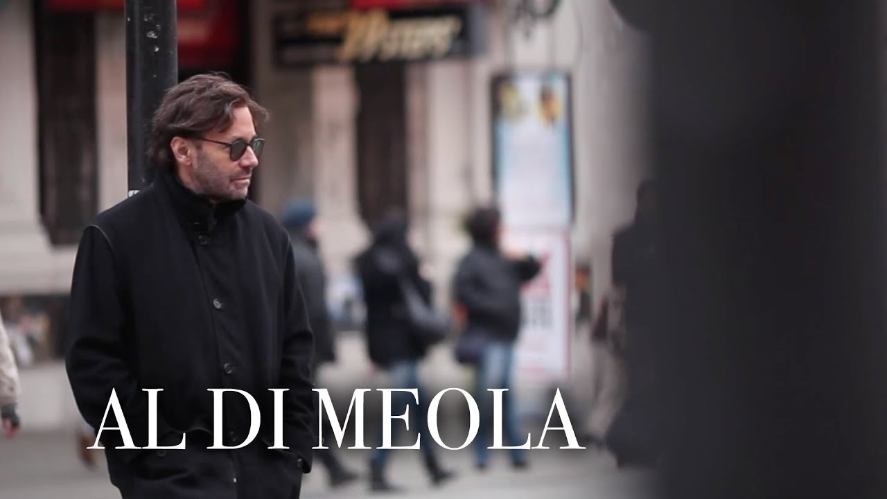 Amy Delucia al di meola - all your life (a tribute to the beatles epk)