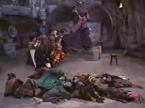 H.R. pufnstuf Zap the world movie song  witchiepoo