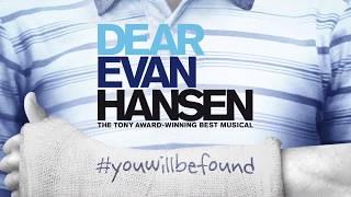 Dear Evan Hansen - Noël Coward Theatre