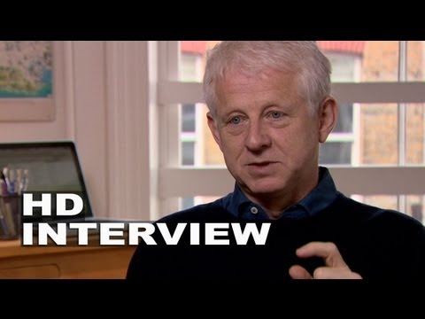 About Time: Richard Curtis On Set Movie Interview