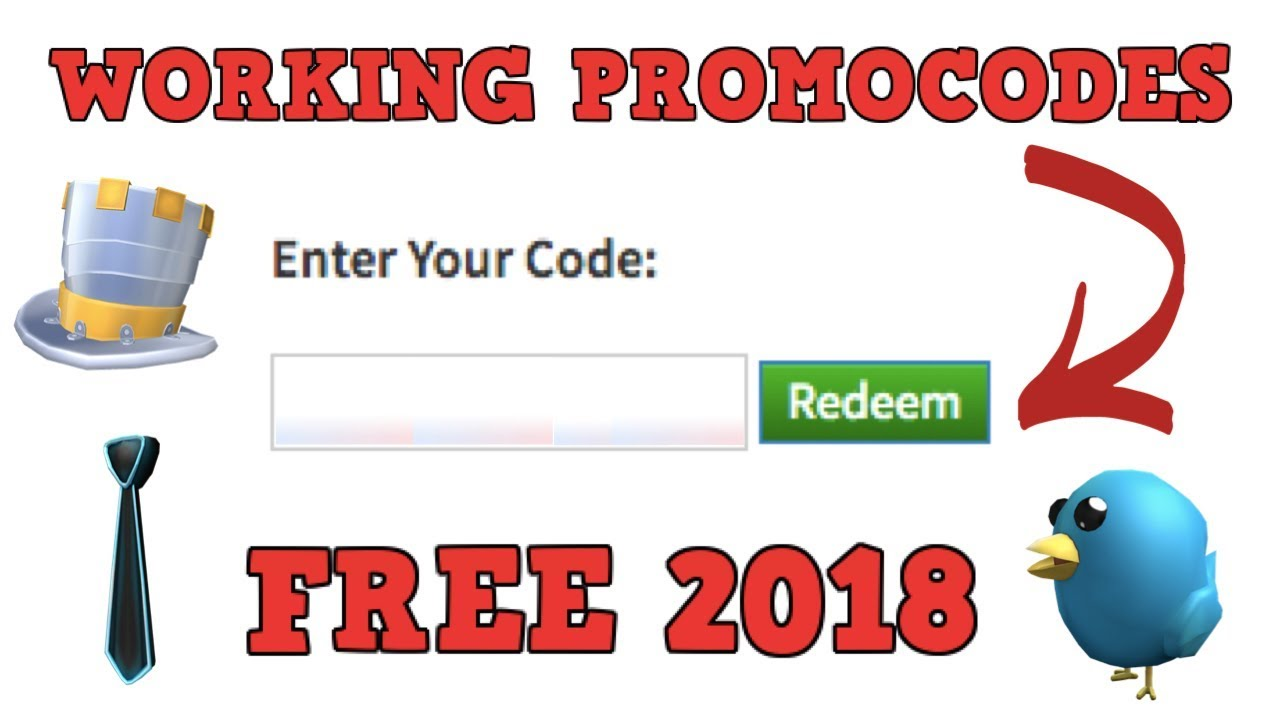 how to get free items in roblox 2018