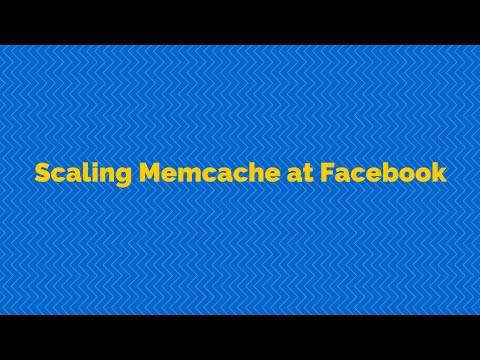 Scaling Memcache at Facebook