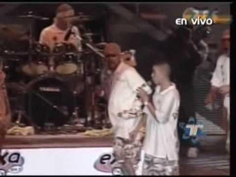 kumbia kings   mi dulce niña live concierto exa