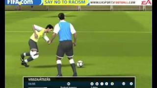 FIFA 10 cselek,gólok