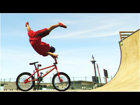 BMX FREESTYLE KINGS (GTA 5 Stunts Montage)