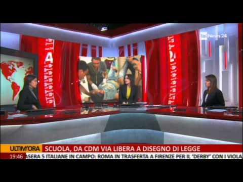 Marinellys Tremamunno e Vanessa Ledezma - Intervista su RaiNews24