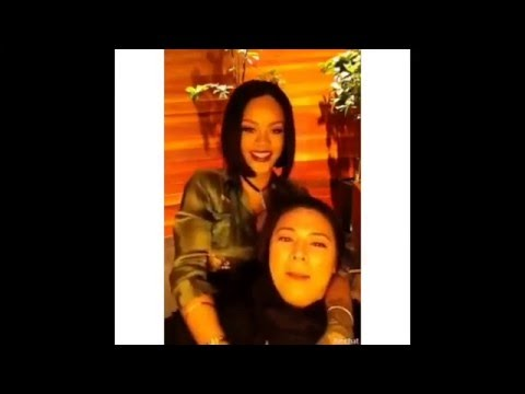 Rihanna (Snapchat Videos)