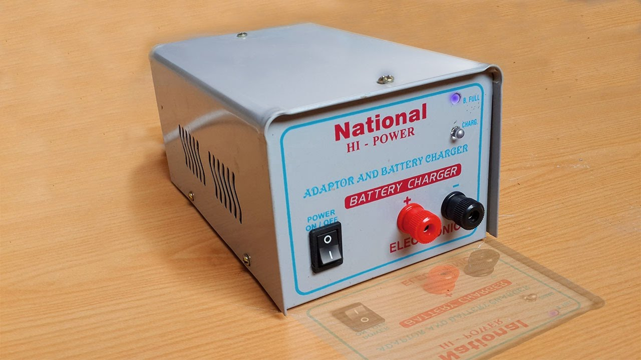 hight resolution of how to make 12 volt 5 amp battery charger at home diy battery charger