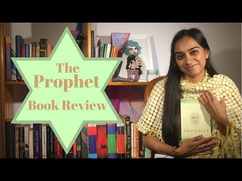 The Prophet By Kahlil Gibran- Book Review