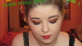 Fall/Autumn Drug Store Makeup Tutorial - Collab with TheBeauty Bugx Thumbnail