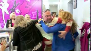 Dance Moms- Christy and Tami fight