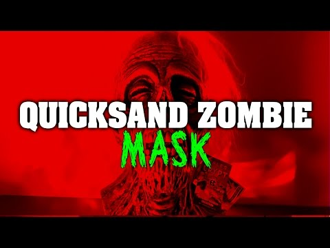 Quicksand Zombie Mask