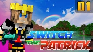 SWITCH THE PATRICK S2 : Jour 1 - Je gagne Switch The Patrick ?!?