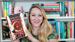HOUSE OF EARTH \u0026 BLOOD BY SARAH J  MAAS [SPOILER FREE REVIEW]
