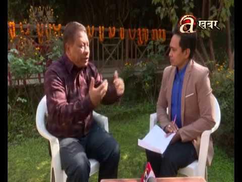 Elected Candidate Prakash Man Singh Interview - Kathmandu