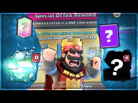 OPENING x2 NEW CHALLENGE CHEST, LEGENDARY CHEST & OFFER! | Clash Royale | THE MOST HATED CHALLENGE!