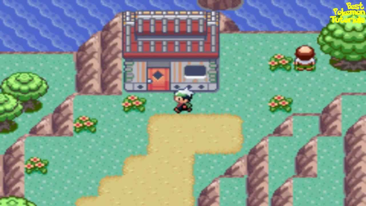 how to get cut in pokemon emerald