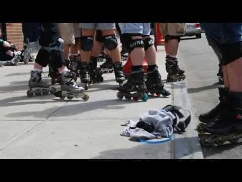 Landskaters Highlights: Inline Skate Club