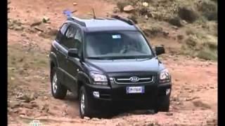 KIA Sportage vs Hyundai Tucson смотреть